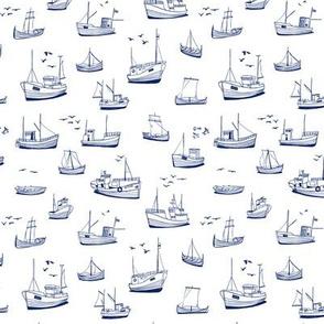 Arctic boats //