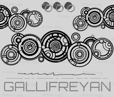 The Gallifreyan