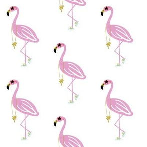 Pink Flamingo OOTD