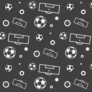 soccer_football_black_white