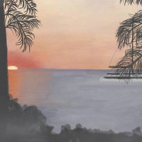 Aloha_ Hawaii sunset