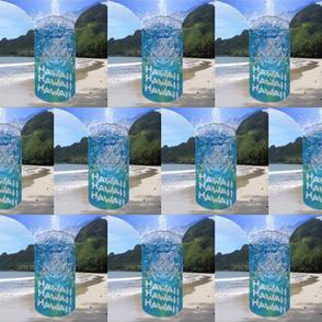 Blue Hawaiian Thurst Quencher