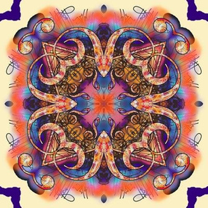 GYPSY JAZZ MUSIC TILE