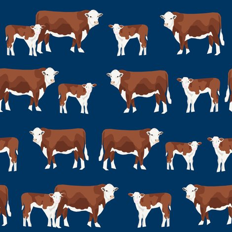 Rhereford_cattle_and_calf_navy_shop_preview