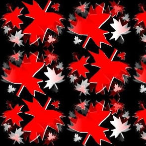 Canadiana (Tiled & Mirrored 3D)