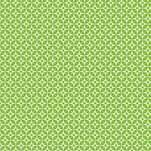 Wheelock* (Grass) || star starburst cross geometric atomic diamonds