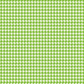 Houndstooth* (Grass) || geometric midcentury modern 60s 1960s sixties mod