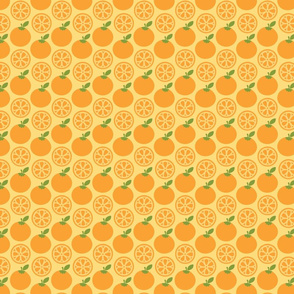 Orange You Sweet