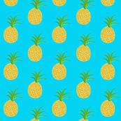 Hoʻonānea nanea - relax enjoy /Blue Hawaii Pineapple