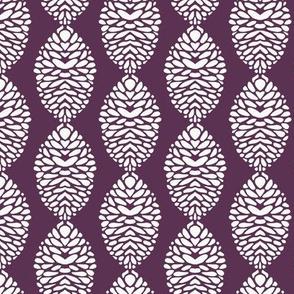 Deco Bloom Purple