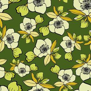 Lentern Rose Green