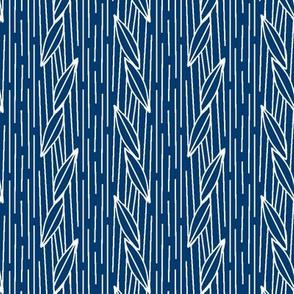 indigo bamboo