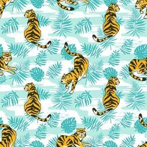 Cute tigers