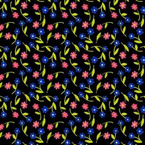 Itsy Ditsy Floral 1