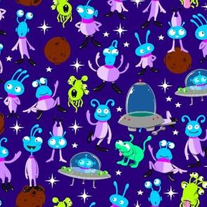 Lil' Aliens
