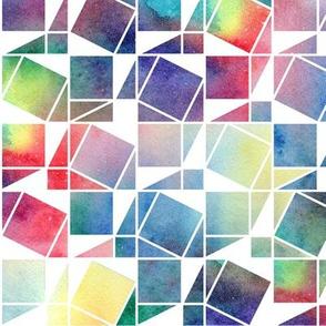 Pythagoras - rainbow
