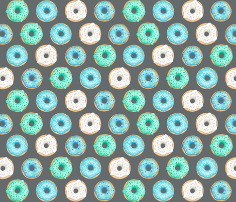 Iced_donuts_blue_on_dark_grey_150_hazel_fisher_creations_shop_preview
