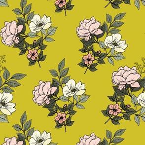 Petite Bouquet golden