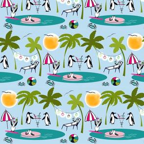 Club Penguin Parteee Whoop Whoop :) sewindigo