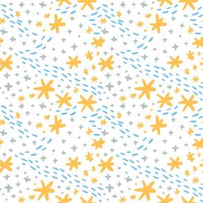Milky Stars