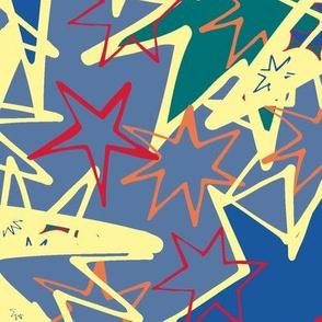 The Little Prince | Stars Grafitti | EST-PRINCIPITO-PI17