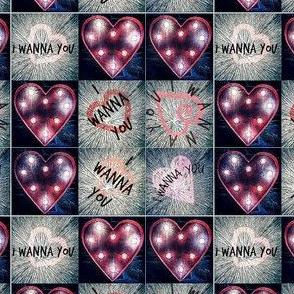 i wanna you