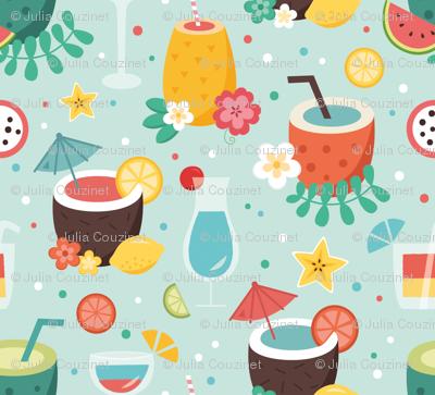 tropical-drinks