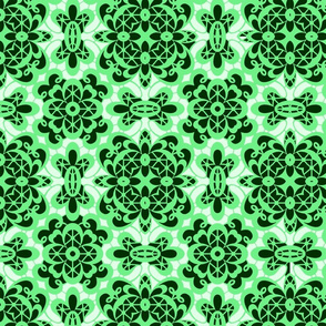 old lace light green green