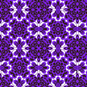 old lace purple