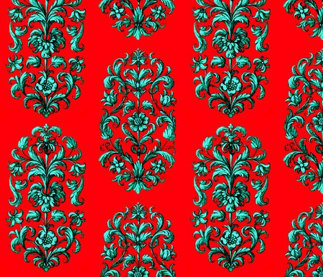 Rrbaroque_flowers_hd_colors_red_teal_shop_preview