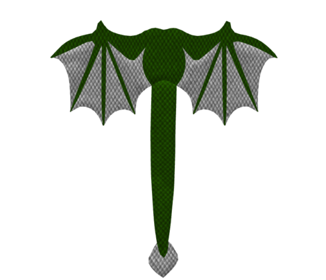 Plain Scale Armor Emerald Green