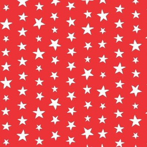 Circus_Stars retro red