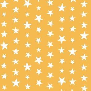 Circus Stars retro yellow