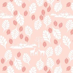 Pretty Pink Guanaco/Llama Chile Siski Kalla