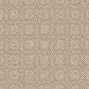 Tribal Tiled Camel Pattern