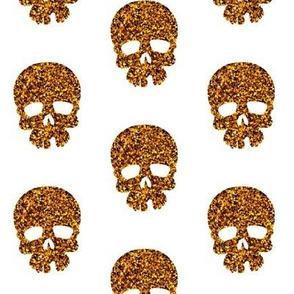 Glitter Skulls 2