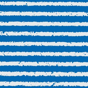 Lullaby Stripes( Marine Blue/Grey)