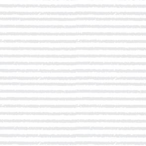 Lullaby Stripes( White/Grey)