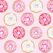 Iced_donuts_pink_on_light_pink_150_hazel_fisher_creations_shop_thumb