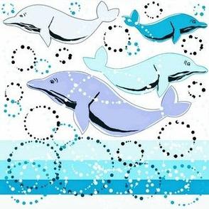 Dolphin Bay ♡ sewindigo