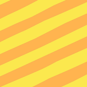 Giant_Straw_Stripe_yellow_orange