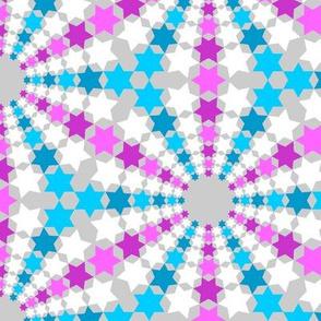 06534508 : mandala 12* : starry eyed bohemian