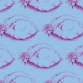 Cloudsong_design_Violet_on_Blue_
