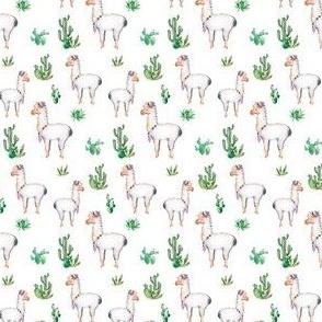 "2"" Aztec Llama"