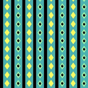 Stripes & Diamonds
