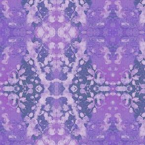 blessed batik lilac