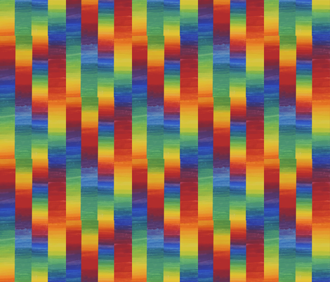 Colorbow fabric by ruthjohanna on Spoonflower - custom fabric