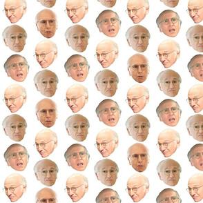 Larry David Smaller