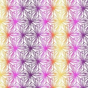 Doodle Milkweed - Sunset