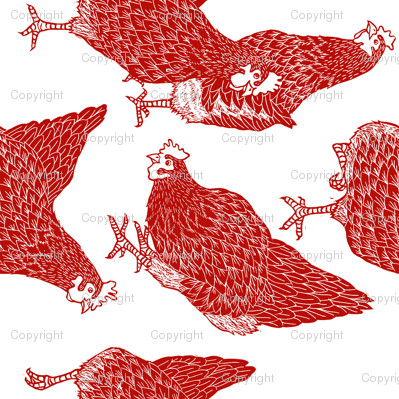 Fabric_design_-_sorted_hen_-_new_red_-_rotated_version_preview